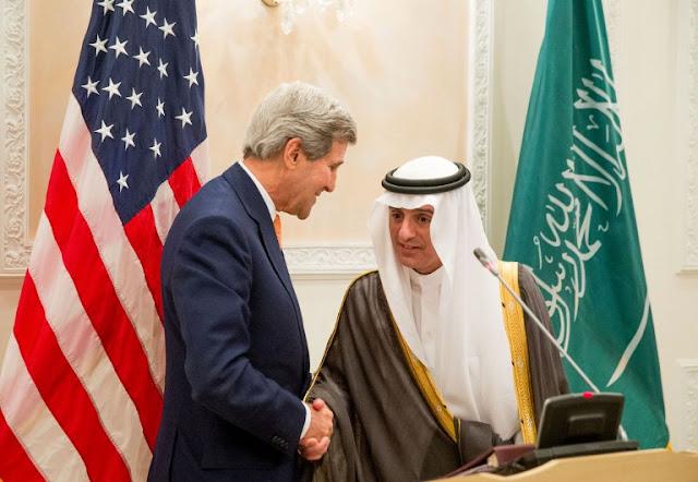 O ministro das Relações Exteriores da Arábia Saudita, Adel al-Jubeir, negou as informações sobre os EUA estarem limitando seu apoio militar ao reino durante a guerra contra o Iêmen, acrescentando que Riad está realmente esperando por bombas inteligentes