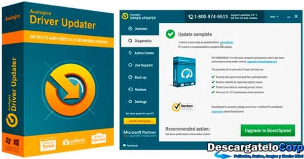 Auslogics Driver Updater Actualiza los controladores de tu PC