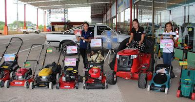 Troy Bilt Garden Tractor Thailand