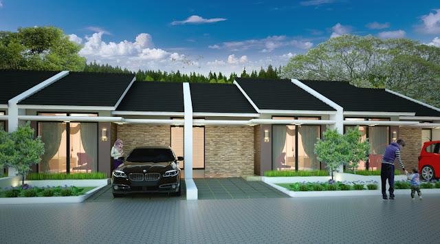 Rumah Dijual Di Tangsel - Grand Vilamas Pondok Cabe