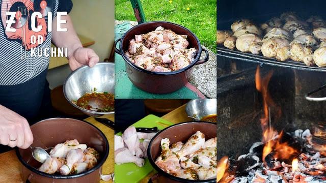 marynata, marynata do drobiu, marynata do mies, marynata do grilla, grill, grillujemy, majowka, weekend, co na grilla, jak grillowac, pomysly na grill, blog, zycie od kuchni