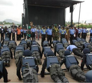 Army Major, Captain, 2 Policemen, 26 Others Arrested For Leaking Information To B'Haram Terrorists