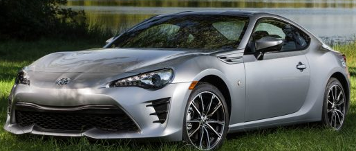 2017 Toyota 86 Engine Specs