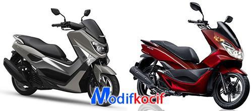 Harga Motor Yamaha Matic NMAX