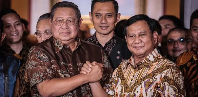 SBY Dan Prabowo Bertemu, Fahri Hamzah: Perang Total Ini!