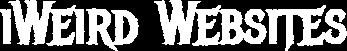 Iweird-websites