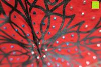 Muster: Desigual Damen A-Linie Kleid, VEST_ALTAÍR Knielang mit Print