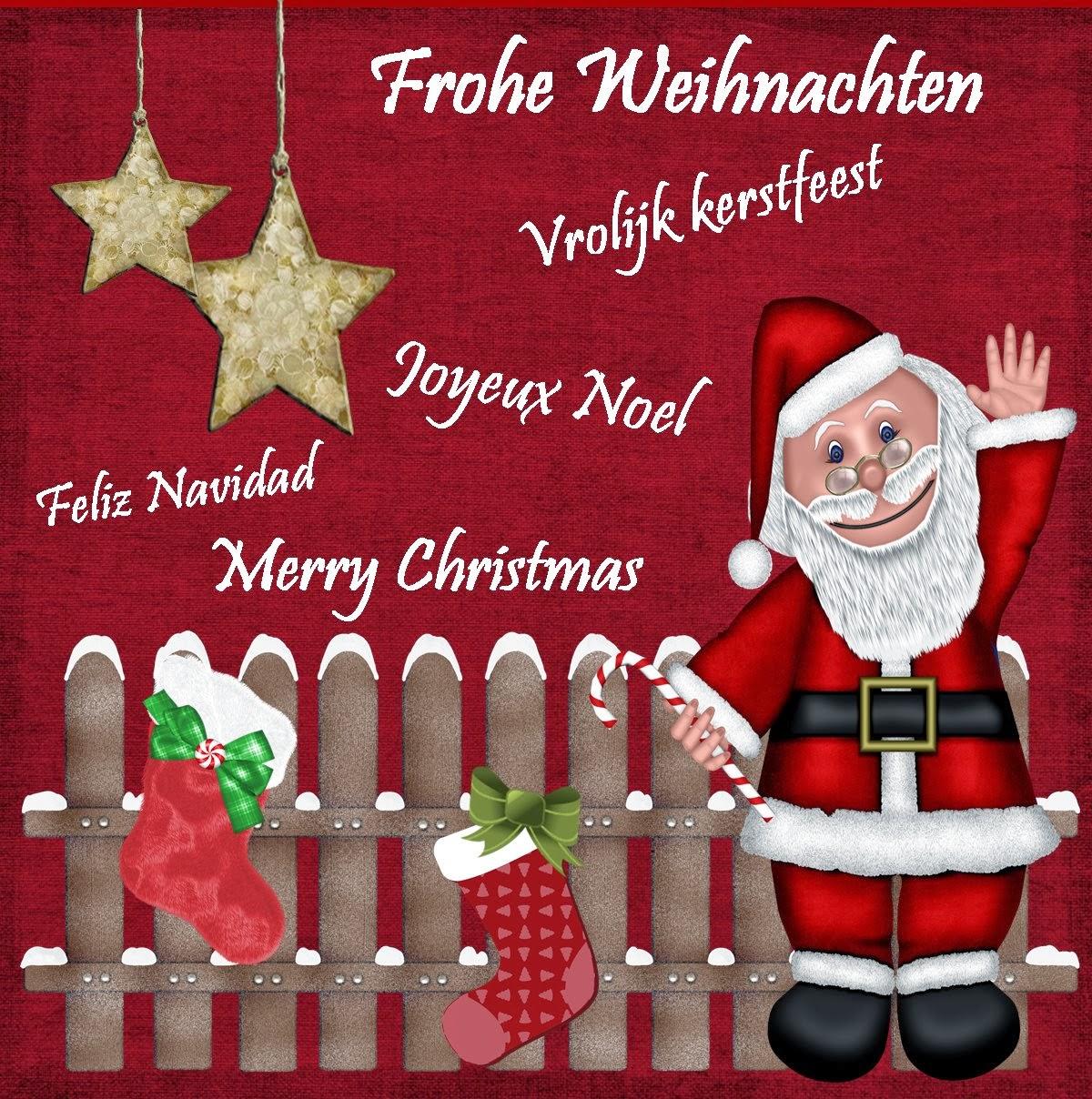 Ganz Liebe Weihnachtsgrüße.Mein Allerlei Hobby Weihnachtsgrüße