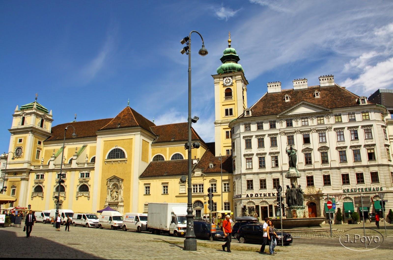 Am Hof de Viena