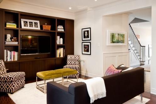 Blog De Decorar Sala De Tv Decorada Com Sof 225 218 Nico E Chaise