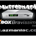 AZBOX BRAVÍSSIMO TWIN TRANSFORMADO EM SKYSAT S966 V1.047 *IKS ON*- 28/08/2016