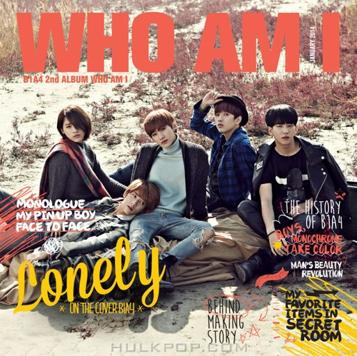 B1A4 – Who Am I (ITUNES PLUS AAC M4A)