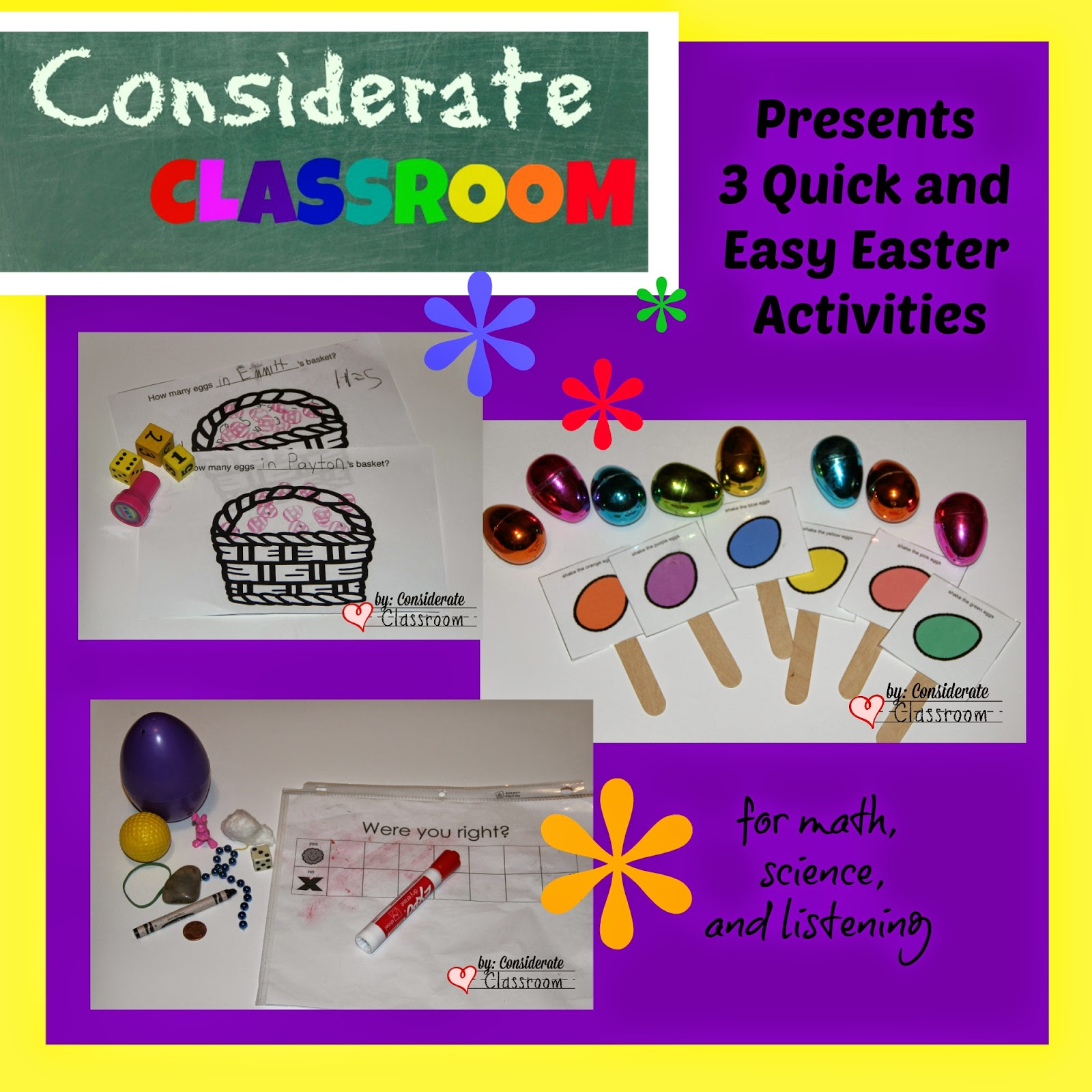 Considerate Classroom Early Childhood Special Education