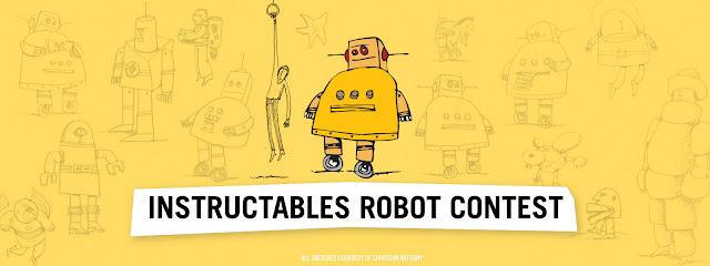 شعار موقع Instructables