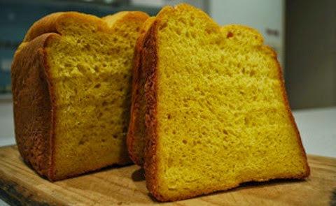 Aromatic Pumpkin and Honey Bread