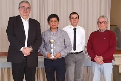 Final, El GM Muñoz gana en Xàbia por foto finish, TABLA DE PREMIADOS, crónica por AA Francisco Morató