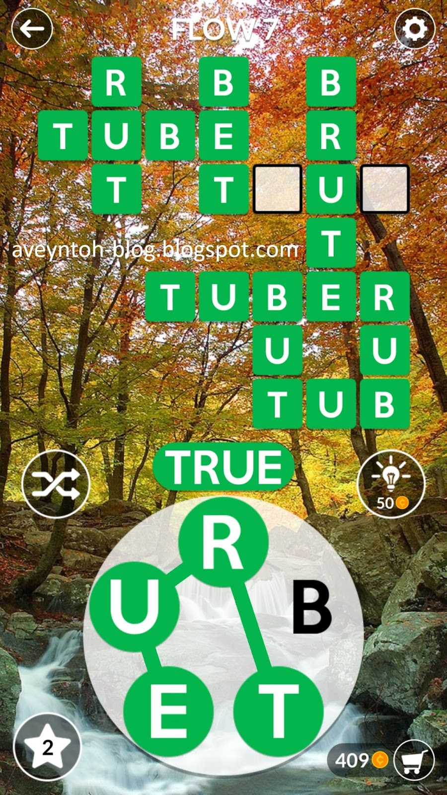 Aveyn S Blog Wordscapes Answers Forest Flow
