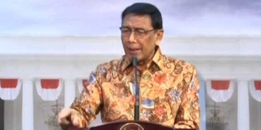 Wiranto: Masih Ada Ancaman yang Ganggu Pemilu