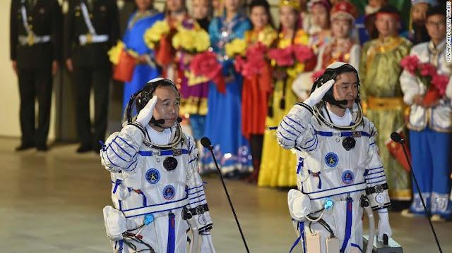 البرنامج الصيني لغزو الفضاء