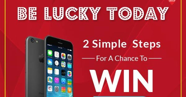 Be Lucky Today Win Free Le Iphone 6 Freebie Giveaway Contest Reward Earn Review 2019