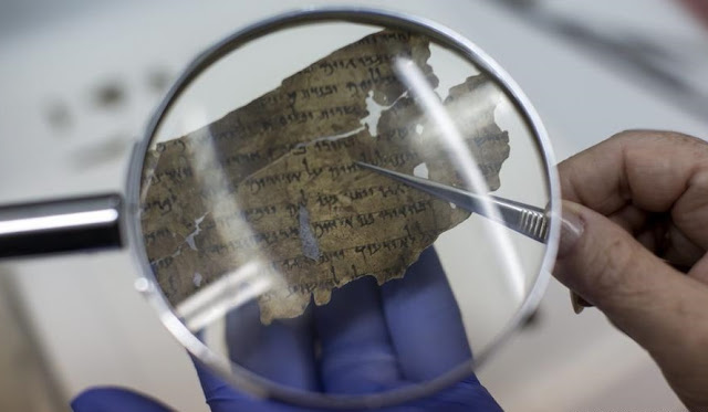 Fake Dead Sea Scrolls fragments found by German researchers