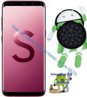 روم ،تحديث ،هاتف ،سامسونغ ، Firmware، Update، Samsung، Galaxy، S8، Lite، G8750