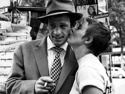 Breathless (1960) aka À bout de souffle, French, Directed by Jean-Luc Godard