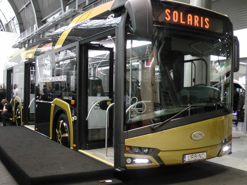 Solaris Urbino 10.5 - TransExpo 2016