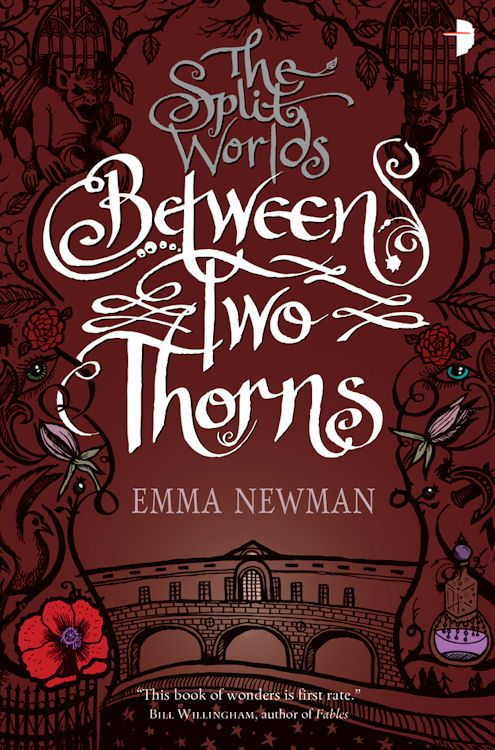 Interview with Emma Newman, author of The Split Worlds series - May 4, 2013