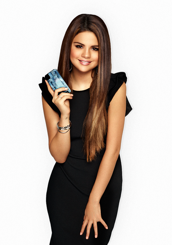 Selena Gomez photoshoot Case Mate