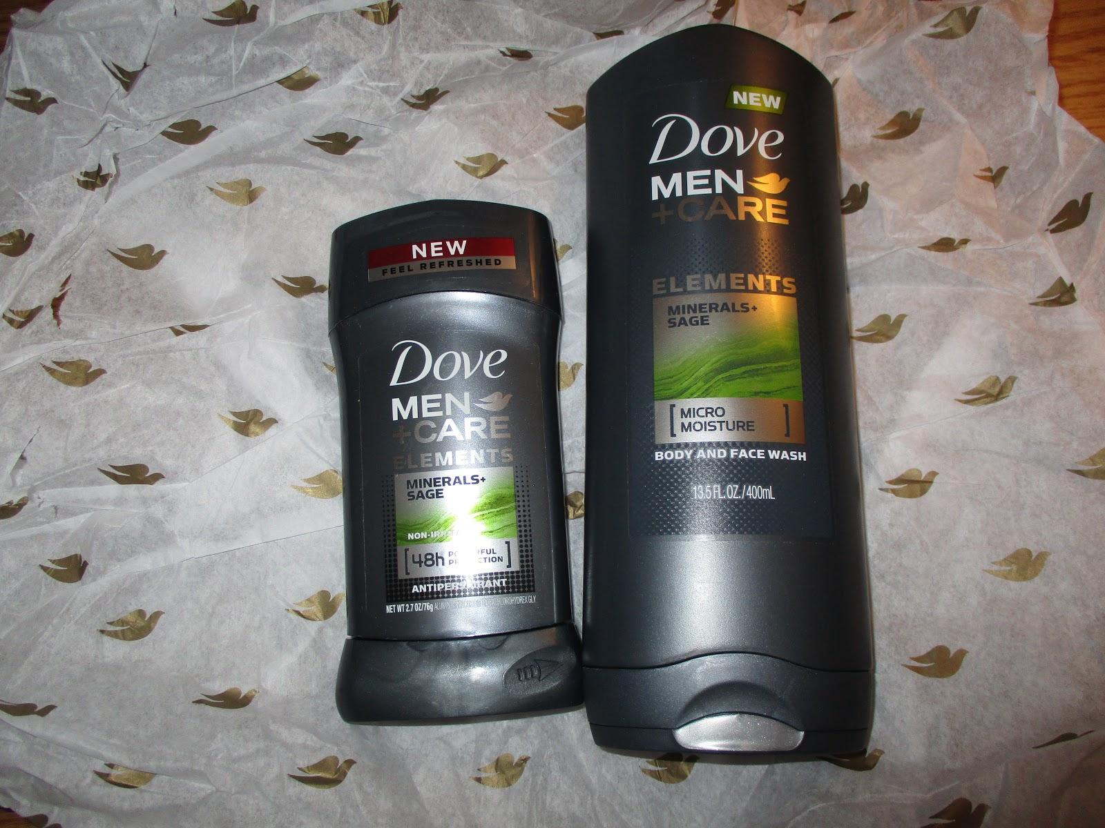 Missys Product Reviews Dove Men Care Elements Mineral Sage