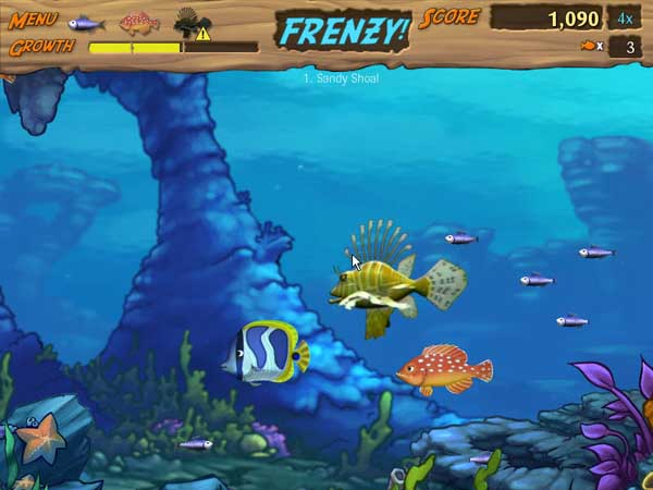 Feeding Frenzy Collection - Free Download Full Version for ...