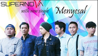Download Lagu Supernova Menyesal Mp3 Terbaru