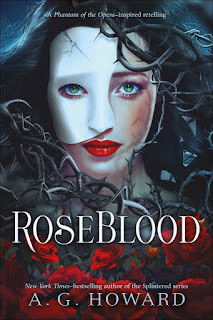 RoseBlood - A. G. Howard [kindle] [mobi]