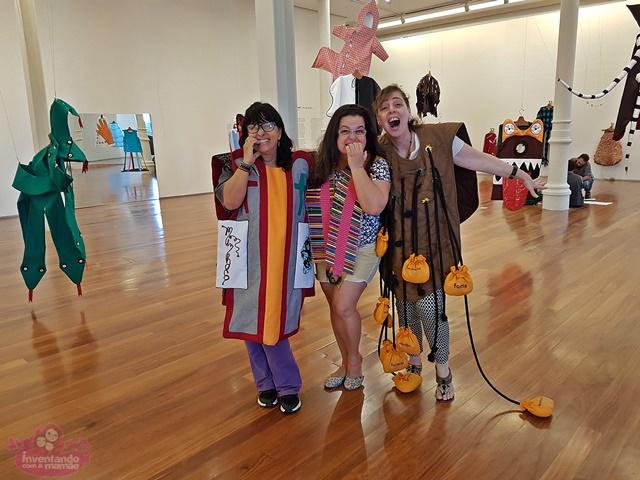 Exposição O Nome do Medo no Museu MAR