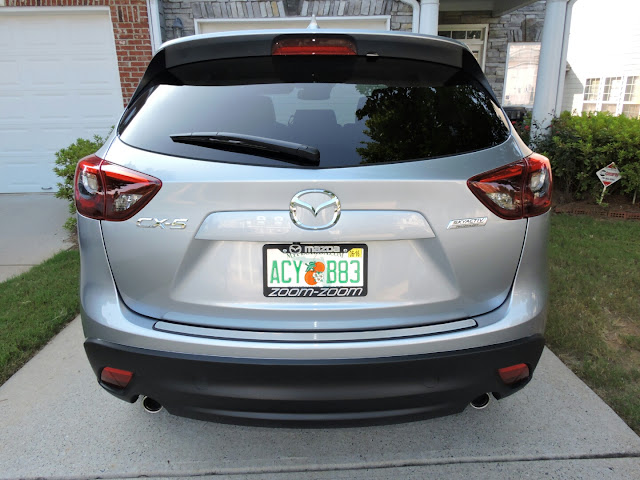 2016 Mazda CX-5 Grand Touring FWD Review  via  www.productreviewmom.com