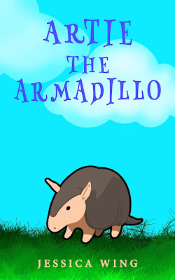 Artie the Armadillo