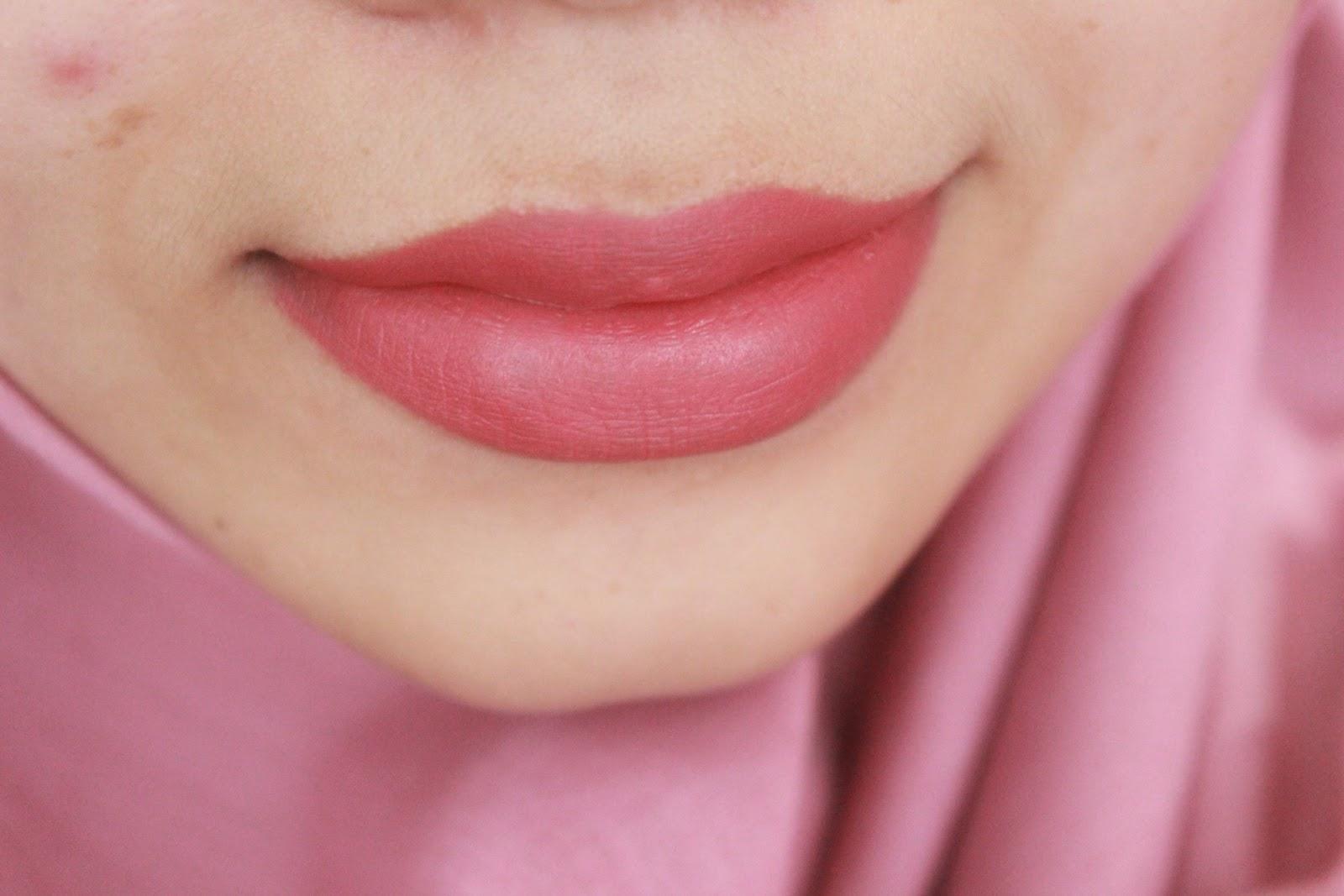 Wardah Long Lasting Lipstick 01 02 03 06 12 Rahmaediary