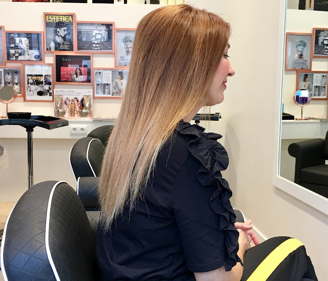 Salón Blue, Peluquería, Raquel Saiz, Hair Style, QHair, Estilismo