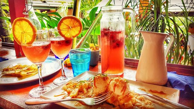 Bebidas não alcoólicas em restaurantes na Alemanha
