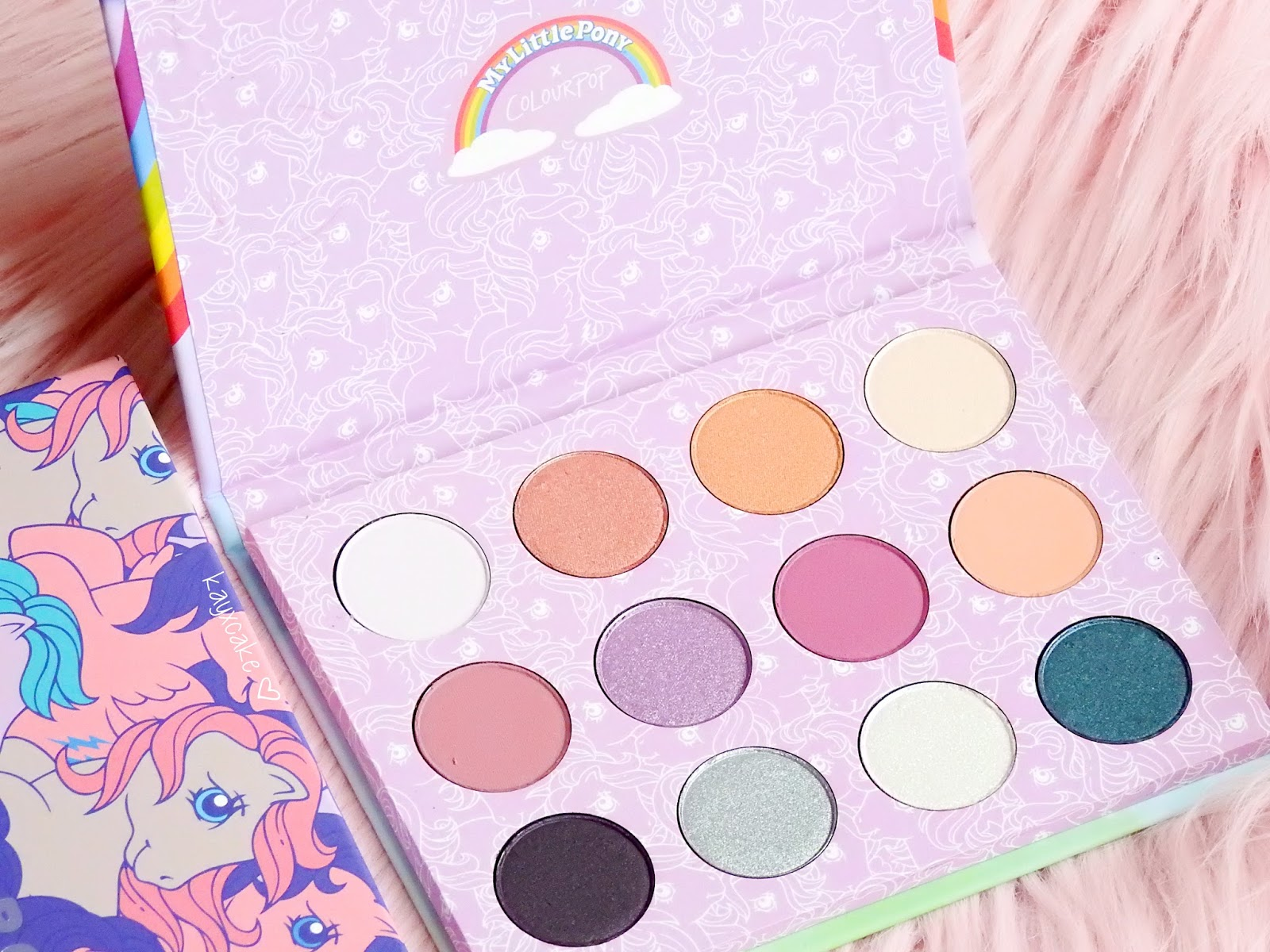 Kay Cake Beauty: ColourPop x My Little Pony Collection