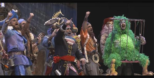 Carnaval de Badajoz corto documental El Experimento