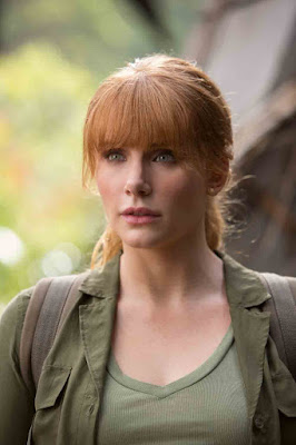 JURASSIC WORLD: EL REINO CAÍDO - Bryce Dallas Howard