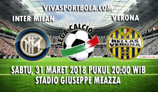 Prediksi Inter Milan vs Verona 31 Maret 2018