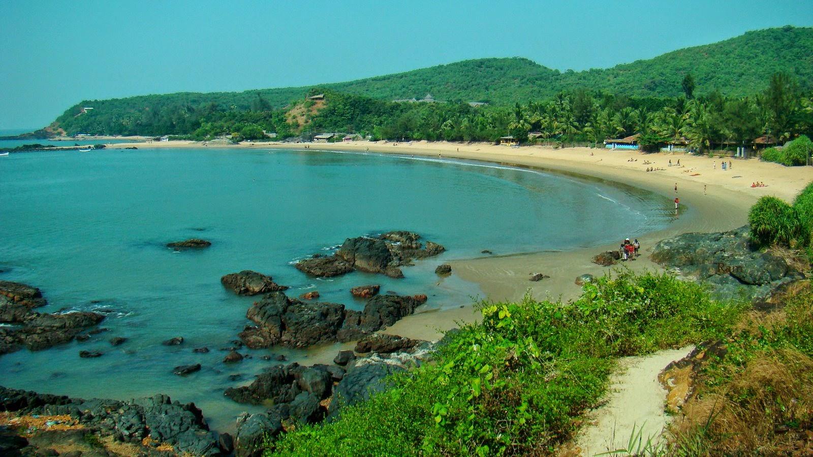 Incoming Searches Half Moon Beach Paradise Full Sirsi Tourism Uttara Kannada Attractions Places To Visit Ta Gokarna