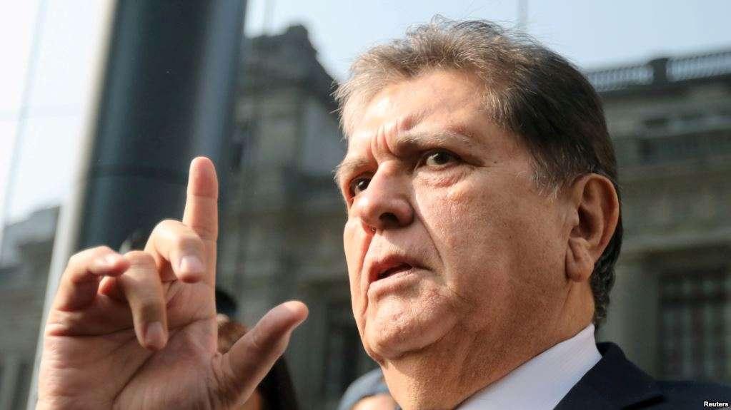 Alan García fue dos veces presidente del Perú / AP