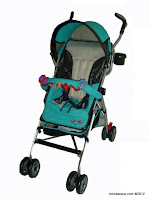 Junior SUT303 Traveller Buggy Baby Stroller