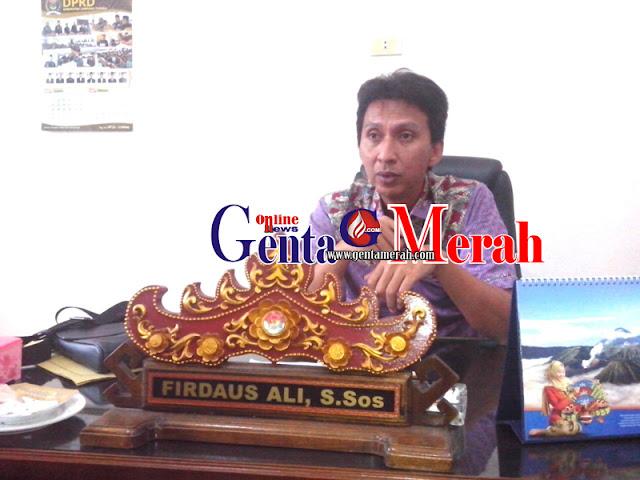 Pembanunan BJB Tidak Beres, DPRD Desak Pemda Lamteng Cabut MoU Dengan PT PJB
