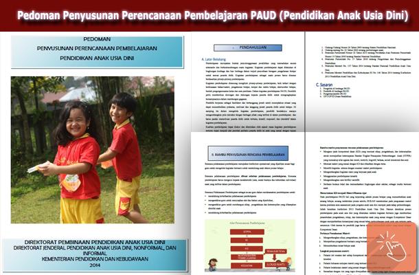 Pedoman Penyusunan Perencanaan Pembelajaran PAUD (Pendidikan Anak Usia Dini)