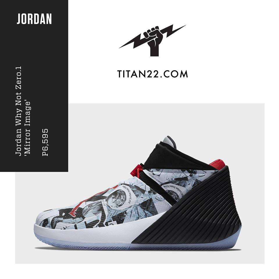Inspired by Russell Westbrook's mirroring MJ's strong drive and passion,  the